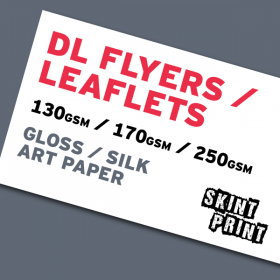 DL Flyers / Leaflets